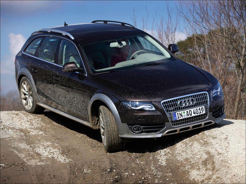 Audi A4 allroad - 1600x1200