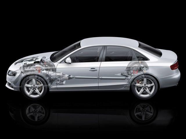 B8 A4 Sedan - 1600x1200