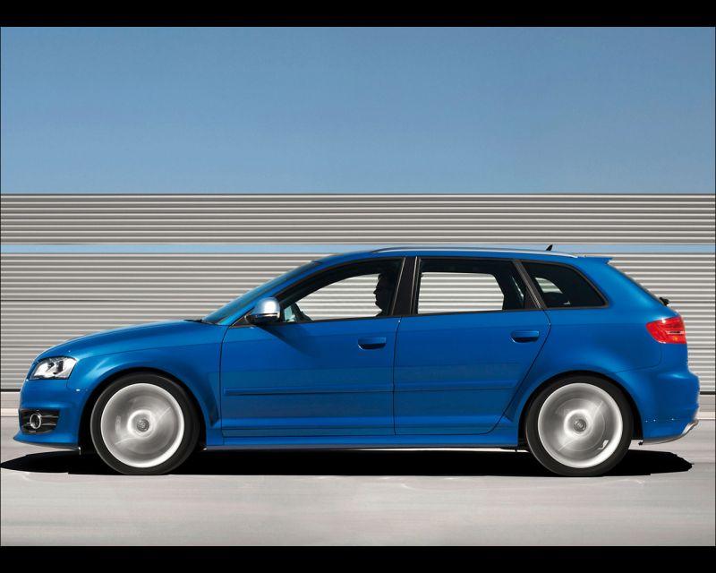 Audi S3 Sportback - 1280x1024