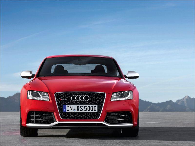 Audi RS 5 - 1600x1200
