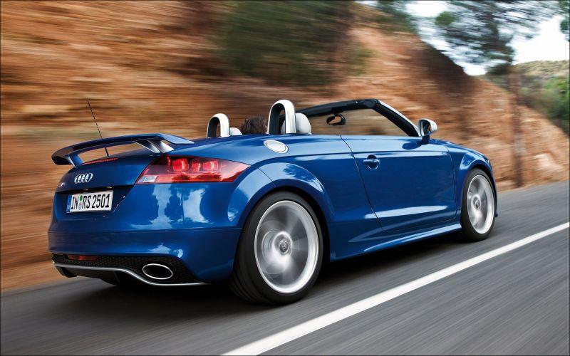 Audi TT RS Roadster - 1680x1050