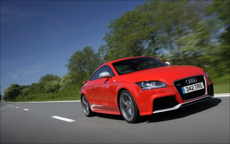 Audi TT RS Coupe - 1680x1050