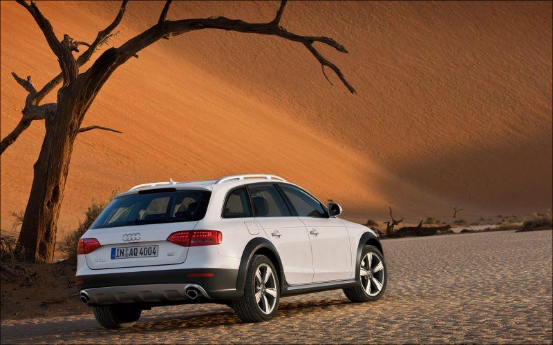 Audi A4 allroad - 1440x900
