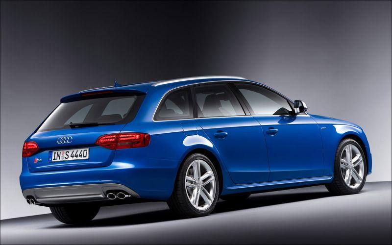 Audi B8 S4 Avant - 1440x900