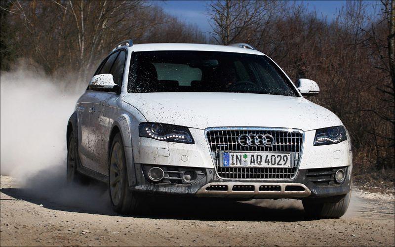 Audi A4 allroad - 1680x1050
