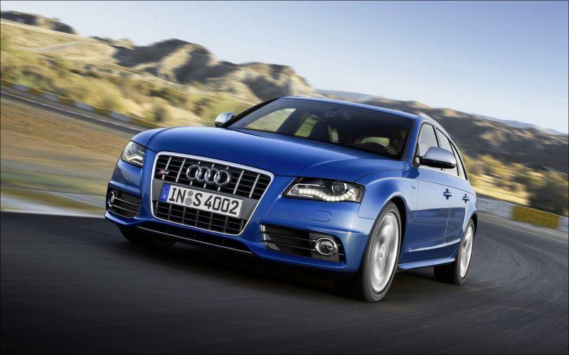 Audi B8 S4 Avant - 1680x1050