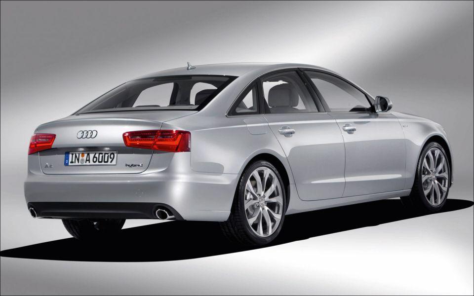 Audi A6 Hybrid Sedan - 1440x900