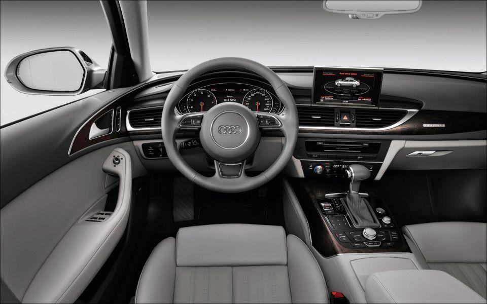 Audi A6 S line Sedan - 1680x1050