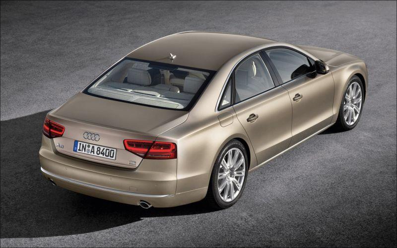 Audi A8 - 1440x900