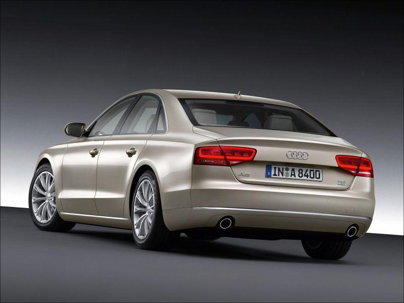 Audi A8 - 1600x1200