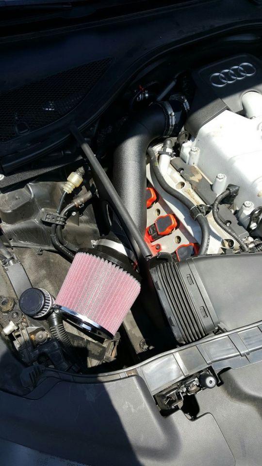 2012 Audi A7/C7