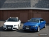 The 2010 S4, Ibis White and Sprint Blue - Anthony Marino
