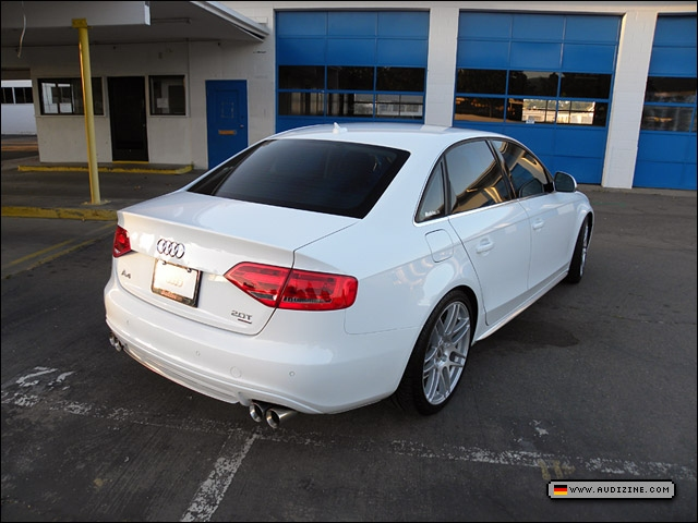 Audizine Feature Article Product Review Awe Tuning B8