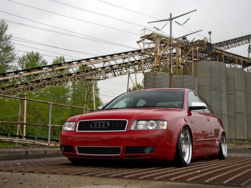 June '08 Featured AZ'er: Capt. Obvious' 2003 A4 sedan