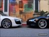 The Audi R8 V10 Coupe and Spyder - Tony Marino