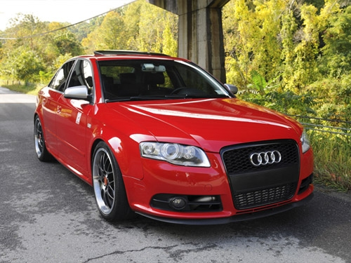 October '08 Featured AZ'er: redhott06's 2006 A4 sedan
