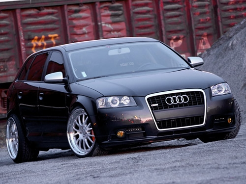 December '08 Featured AZ'er: Adam@SPP's 2007 A3 Sportback