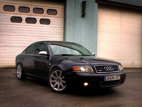 January '09 Featured AZ'er: FrankA6's 2004 A6 sedan