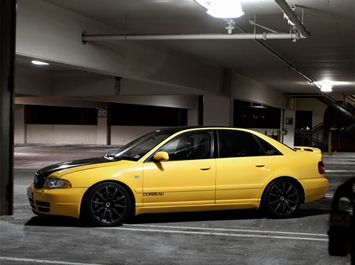October '09 Featured AZ'er: washyourrhands' 2002 S4 Sedan