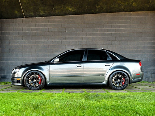 January/February '10 Featured AZ'er: PESAPC's 2007 RS 4 Sedan