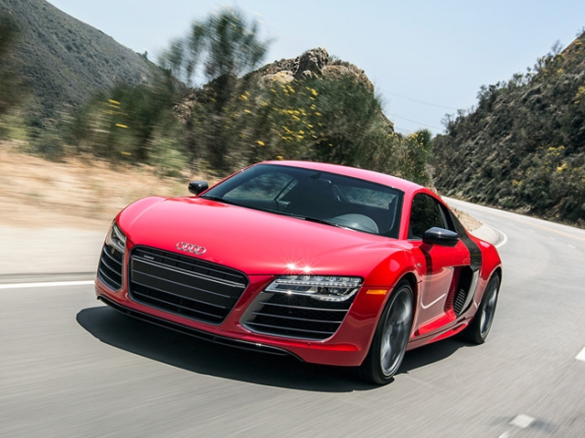 How to spend a day with six all-new 2014 Audi R8's