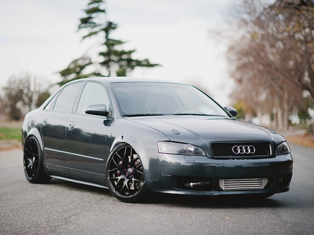 January 2012 Featured AZ'er: a408's 2002 A4