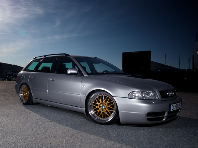 May 2012 Featured AZ'er: Dusty Mauve's 2000 A4 Avant 1.8T quattro