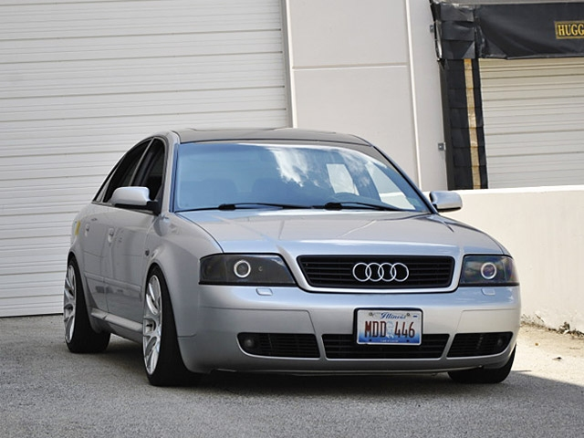 June 2012 Featured AZ'er: Aye6's 2000 A6 2.7T quattro