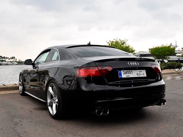 August 2012 Featured AZ'er: Wah's 2010 A5 2.0T quattro