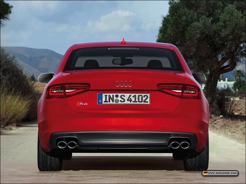 The all-new Audi S4 - AUDI AG