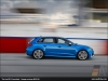 The Audi RS 3 Sportback, Ara Blue - AUDI AG