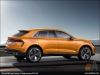 The Audi Q8 sport concept, Krypton Orange - AUDI AG