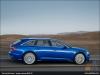 The Audi A6 Avant, Sepang Blue - AUDI AG