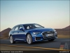 The Audi A6 Avant, Sepang Blue - AUDI AG