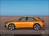 The Audi Q8, Dragon Orange - AUDI AG