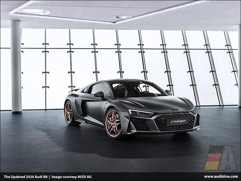 The 2020 Audi R8 Decennium - AUDI AG