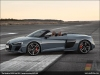 The 2020 Audi V10 performance Spyder - AUDI AG