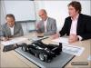 Wolfgang Egger, Dr. Wolfgang Ullrich, Michael Splett - Audi AG