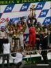 Audi Motorsport on the podium at Le Mans - Audi AG