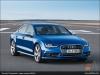 The Audi S7 Sportback, Sepang Blue - AUDI AG