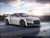 The Audi TT clubsport turbo concept - AUDI AG