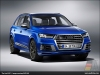 The Audi SQ7, Sepang Blue - AUDI AG