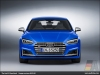 The Audi S5 Sportback, Ara Blue - AUDI AG
