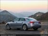The 2017 Audi A4 sedan, Florett Silver Metallic - AUDI AG