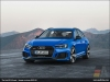 The Audi RS 4 Avant, Nogaro Blue - AUDI AG