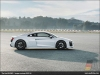 The Audi R8 RWS, Ibis White - AUDI AG