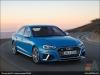 The new Audi S4, Turboblau - AUDI AG