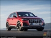 The new Audi Q7, Matador Red - AUDI AG