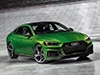 The all-new 2019 Audi RS 5 Sportback global debut at NY International Auto Show