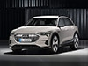 Electric goes Audi: all-electric Audi e-tron SUV unveiled